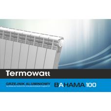 Алюминиевый радиатор Termowatt BAHAMA 100