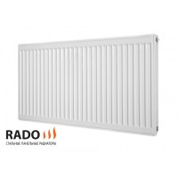 Стальной радиатор RADO 22 тип 500х400мм