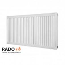 Стальной радиатор RADO 22 тип 500х1000мм