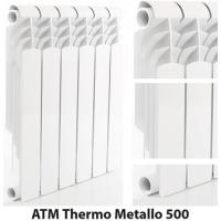 Биметаллический радиатор ATM Thermo Metallo 500/80