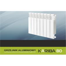 Алюминиевый радиатор Termowatt KARIBA 80