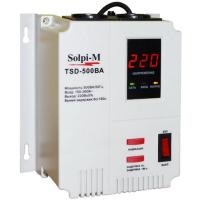 Cтабилизатор напряжения SOLPI-M  TSD-500ВА , электронный (релейный)